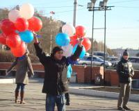 Флэшмоб 01.11.2012